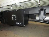 Вариант установки Защиты АКБ ЗА-4324 на Бонго