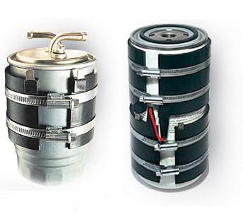 Подогреватели электрические накладные (бандажные) cерии ПБ-100